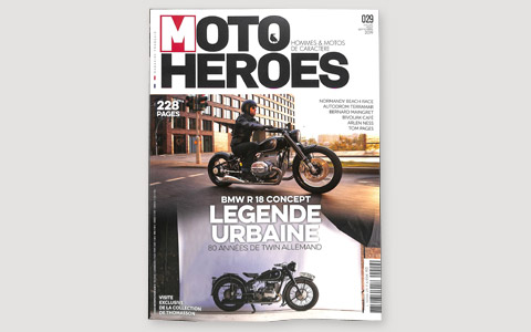 Moto Heroes, Sept 2019 issue.