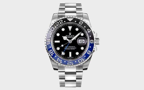 Rolex GMT Master II.